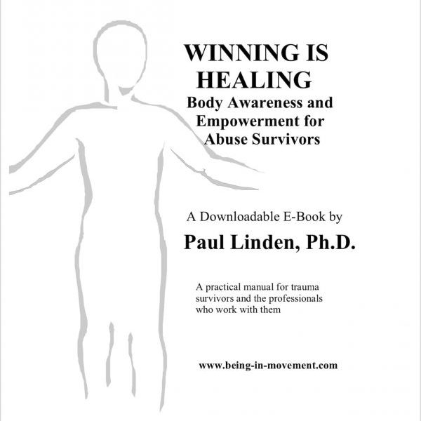 Winning is healing Paul Linden ebook cover